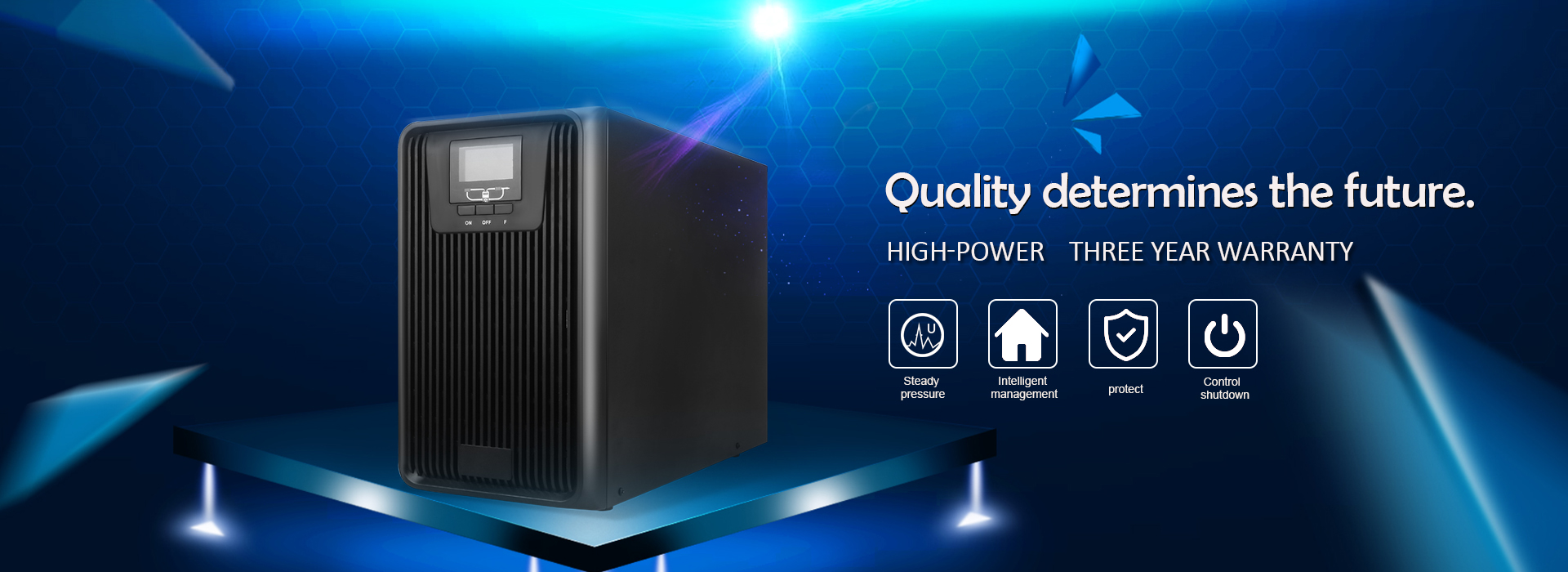 Cheng steady ups uninterruptible power supply
